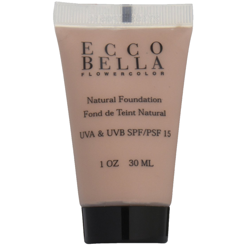 Liquid Foundation SPF 15